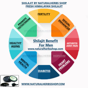 Shilajit benefit for men Natural herbs shop