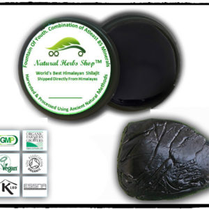 Shilajit Himalayan By Natural herbs Shop |Humic Acid | Fulvic Acid | UK Quality Tested ,Shipped Direct From Himalayas (20 Grams)