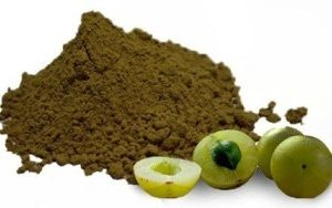 Organic Amla Fine Powder – 100% Natural – 50 gm – مسحوق أمللا العضوي