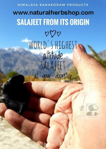Shilajit Gold in Saudi Arabia