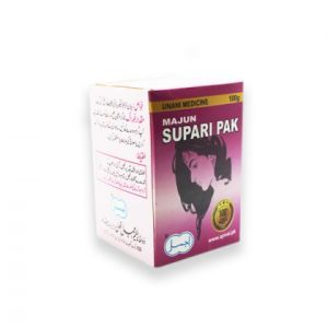 Organic Majun Supari Pak – 100 grams – Strength Female reproductive organs – Uterus – Leucorrhoea and Dysmenorrhea